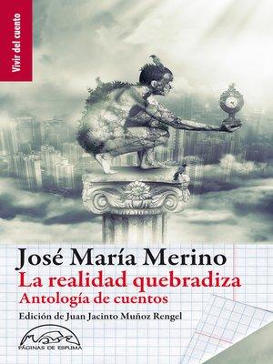 cover image of La realidad quebradiza