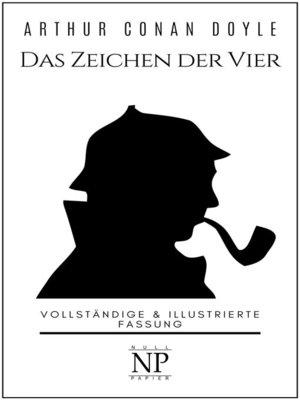 cover image of Sherlock Holmes – Das Zeichen der Vier