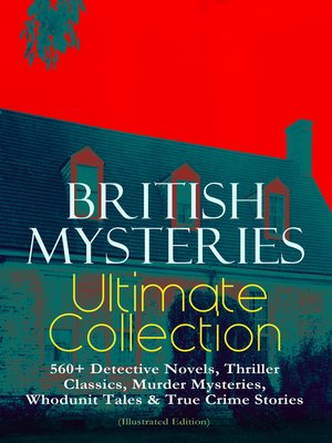 cover image of BRITISH MYSTERIES Ultimate Collection