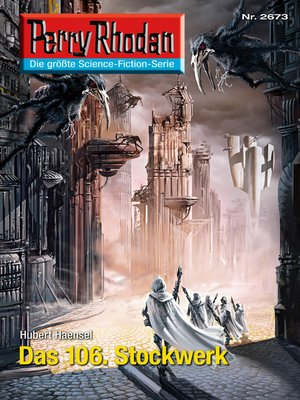 cover image of Perry Rhodan 2673