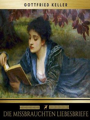 cover image of Die mißbrauchten Liebesbriefe