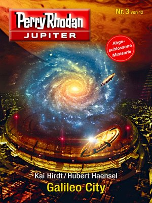 cover image of Jupiter 3