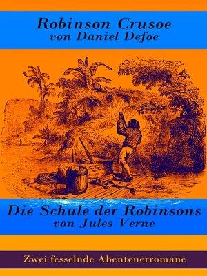 cover image of Zwei fesselnde Abenteuerromane