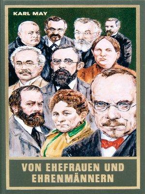 cover image of Von Ehefrauen und Ehrenmännern