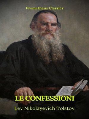 cover image of Le confessioni (Indice attivo)