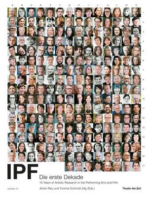 cover image of IPF – Die erste Dekade