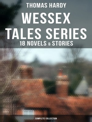 cover image of Wessex Tales Series