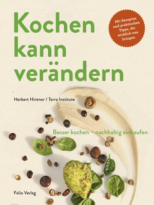 cover image of Kochen kann verändern!
