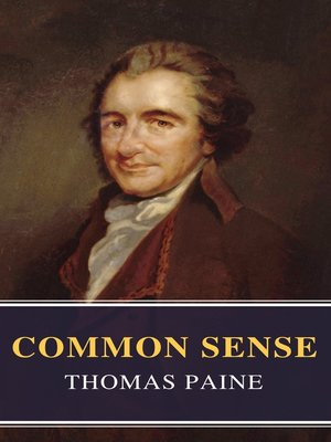 cover image of Common Sense (Annotated)