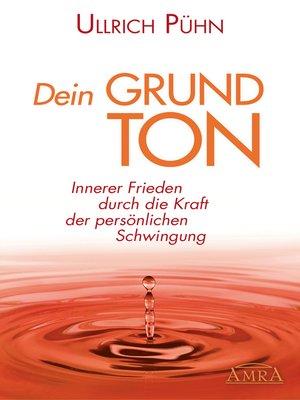 cover image of Dein Grundton