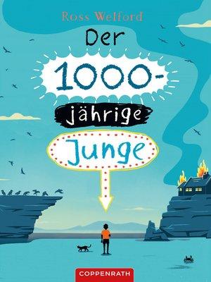 cover image of Der 1000-jährige Junge