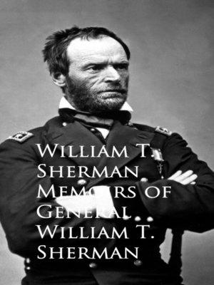 cover image of Memoirs of General William T. Sherman