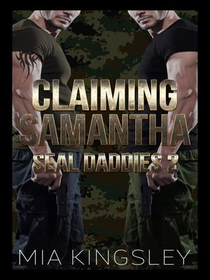 cover image of Claiming Samantha
