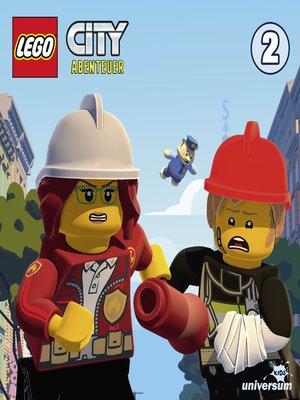 cover image of LEGO City TV-Serie Folgen 6-10