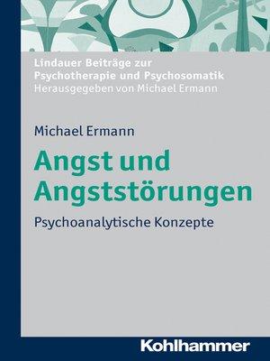 cover image of Angst und Angststörungen