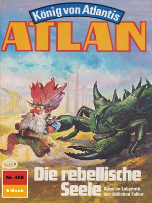 cover image of Atlan 468