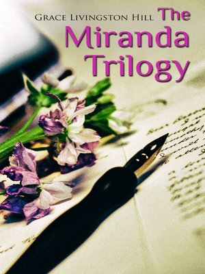 cover image of The Miranda Trilogy