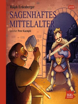 cover image of Sagenhaftes Mittelalter