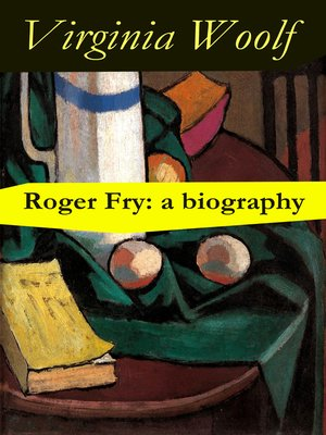 cover image of Roger Fry