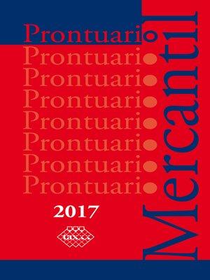 cover image of Prontuario Mercantil 2017