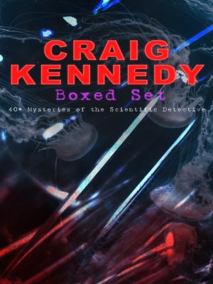 cover image of CRAIG KENNEDY Boxed Set