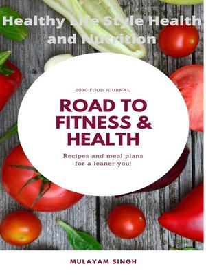 cover image of Healthy Life Style Health and Nutrition