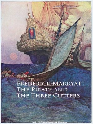 cover image of The Pirate and the Three Cutters