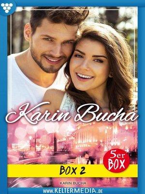 cover image of Karin Bucha 5er Box 2 – Liebesroman