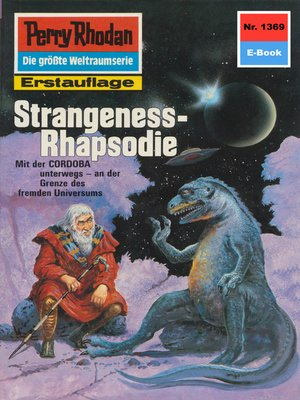 cover image of Perry Rhodan 1369