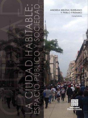 cover image of La Ciudad habitable