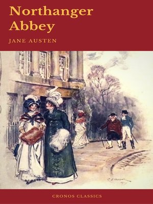 cover image of Northanger Abbey (Cronos Classics)