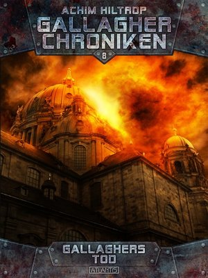 cover image of Die Gallagher-Chroniken 8