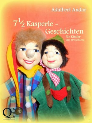 cover image of 7 1/2 Kasperlegeschichten