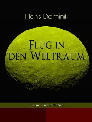 cover image of Flug in den Weltraum (Science-Fiction-Roman)