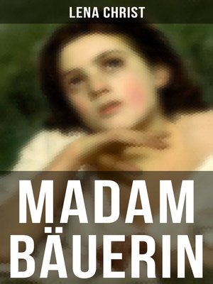 cover image of Madam Bäuerin