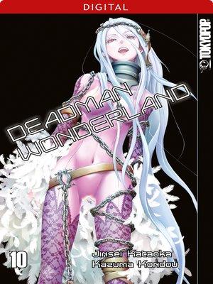 cover image of Deadman Wonderland 10