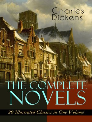 cover image of The Complete Novels of Charles Dickens