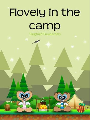 cover image of Flovely in the camp