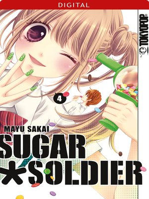 cover image of Sugar Soldier 04