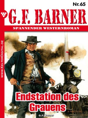 cover image of G.F. Barner 65 – Western