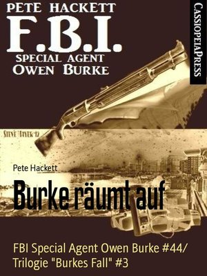 cover image of Burke räumt auf