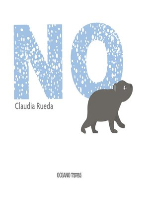 cover image of No