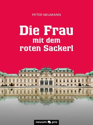 cover image of Die Frau mit dem roten Sackerl