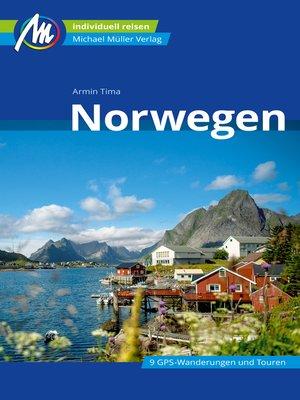 cover image of Norwegen Reiseführer Michael Müller Verlag