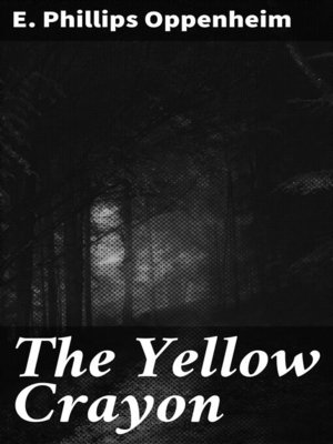 cover image of The Yellow Crayon
