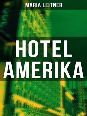 cover image of Hotel Amerika