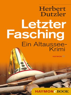 cover image of Letzter Fasching