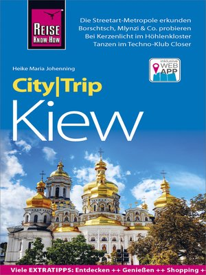cover image of Reise Know-How CityTrip Kiew
