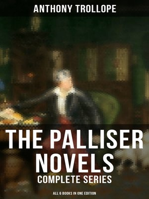 cover image of The Palliser Novels