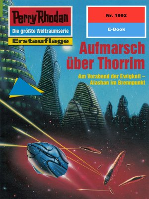 cover image of Perry Rhodan 1992